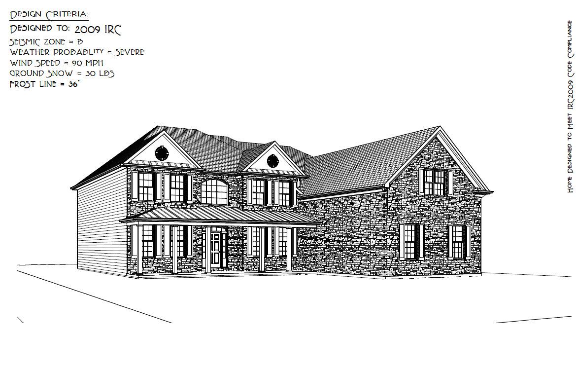 3700SF 2 Story - Meyer Home Sales